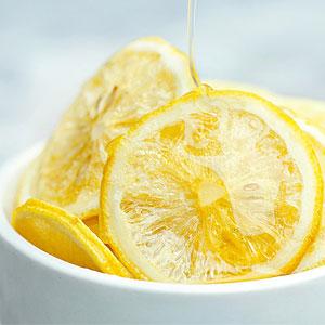 蜂蜜柠檬片花草茶 共160g