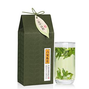 六安瓜片特级绿茶家庭装150g