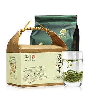 黄山毛峰雨前特级茶 绿茶185g